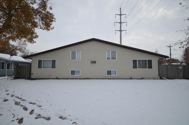 401 4 Avenue E, West Fargo, ND 58078 (MLS #20-6201) :: FM Team