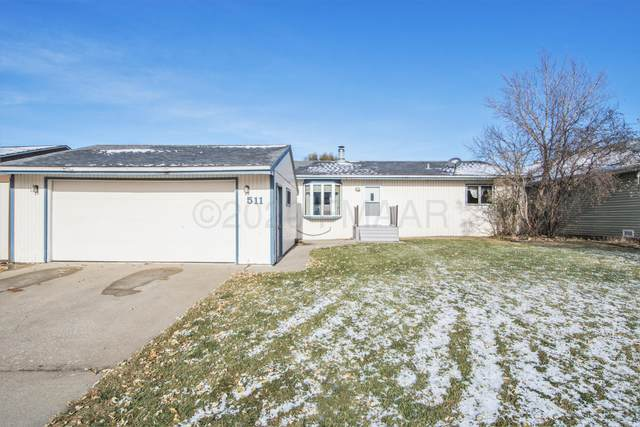 511 3RD Avenue NW, West Fargo, ND 58078 (MLS #20-6441) :: FM Team