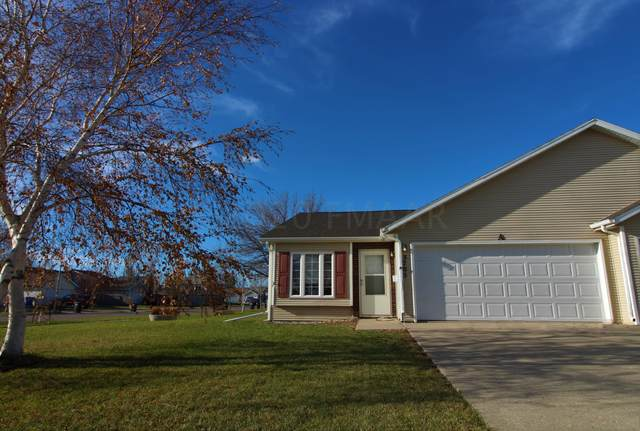 3705 10 Street N #A, Fargo, ND 58102 (MLS #20-6678) :: RE/MAX Signature Properties