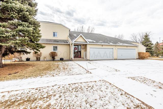 3420 17 Avenue S #B, Fargo, ND 58103 (MLS #20-6879) :: FM Team