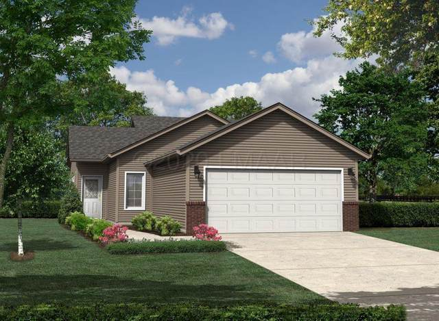 527 38TH Avenue E, West Fargo, ND 58078 (MLS #20-816) :: FM Team