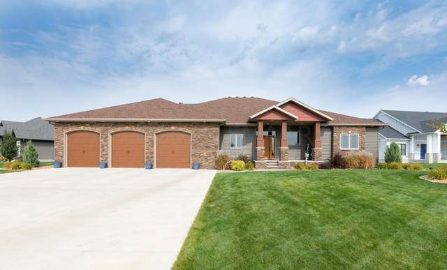 775 River Bend Road, Oxbow, ND 58047 (MLS #21-1101) :: FM Team