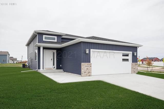 1086 Ashley Drive W, West Fargo, ND 58078 (MLS #21-1302) :: FM Team