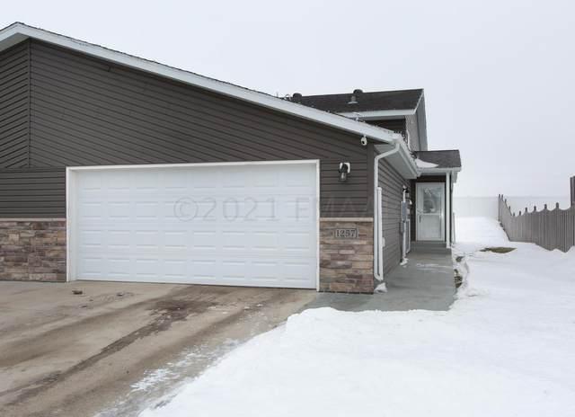 1257 4 Street NW, West Fargo, ND 58078 (MLS #21-140) :: RE/MAX Signature Properties