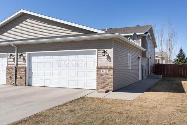 3623 Polk Street S, Fargo, ND 58104 (MLS #21-1444) :: FM Team