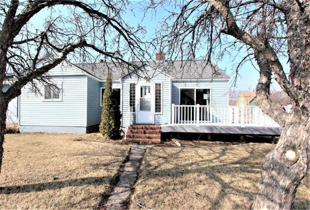 602 1ST Avenue SE, Hankinson, ND 58041 (MLS #21-1594) :: FM Team