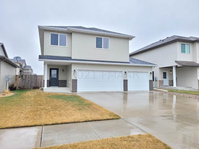 2345 67 Avenue S, Fargo, ND 58104 (MLS #21-1790) :: FM Team