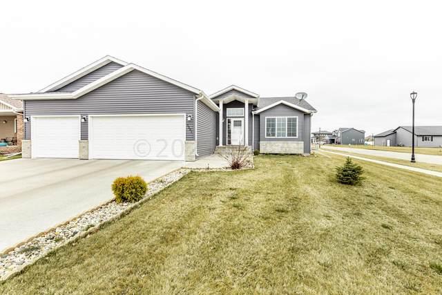 5501 Justice Drive S, Fargo, ND 58104 (MLS #21-1963) :: RE/MAX Signature Properties