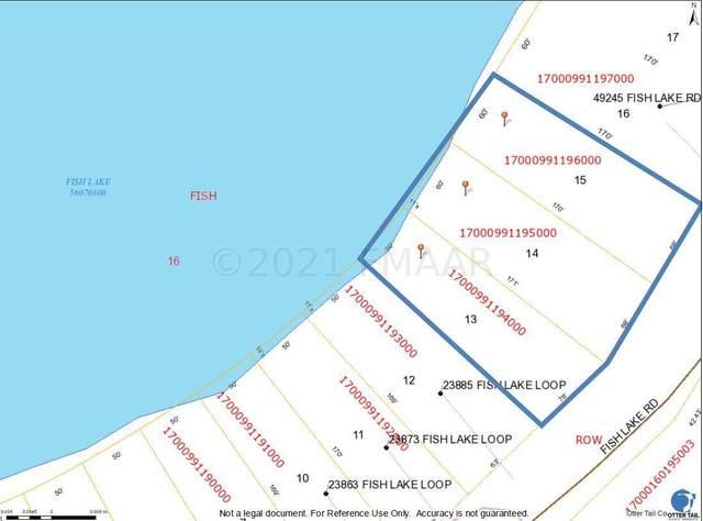 TBD Fish Lake Road, Pelican Rapids, MN 56572 (MLS #21-2012) :: FM Team