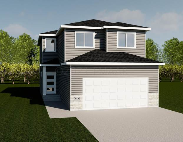 1338 27TH Avenue W, West Fargo, ND 58078 (MLS #21-202) :: FM Team