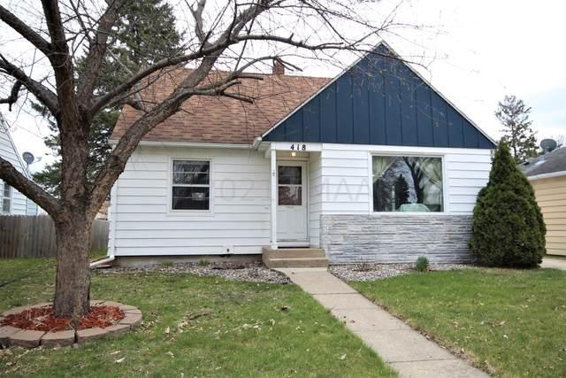 418 23 Street S, Fargo, ND 58103 (MLS #21-2030) :: FM Team