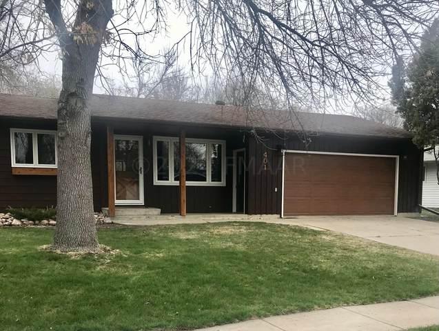 401 6 Street W, West Fargo, ND 58078 (MLS #21-2040) :: FM Team
