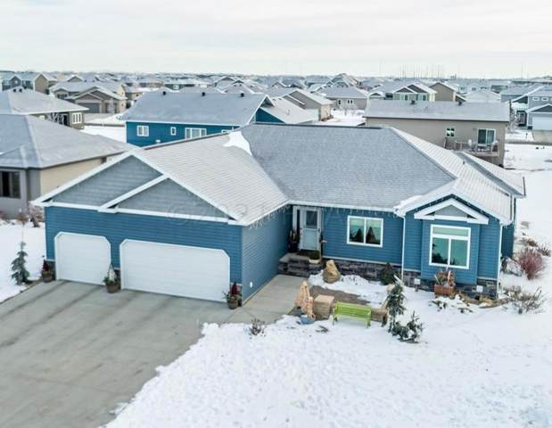 5084 Woodhaven Drive S, Fargo, ND 58104 (MLS #21-215) :: RE/MAX Signature Properties