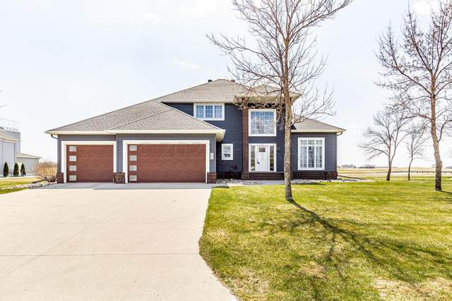 708 Riverbend Road, Oxbow, ND 58047 (MLS #21-2177) :: FM Team