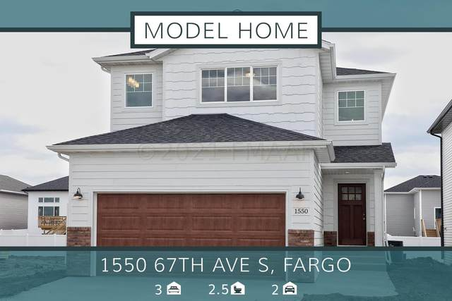 1550 67TH Avenue S, Fargo, ND 58104 (MLS #21-2217) :: FM Team