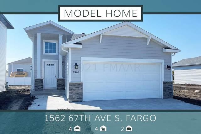 1562 67TH Avenue S, Fargo, ND 58104 (MLS #21-2226) :: FM Team