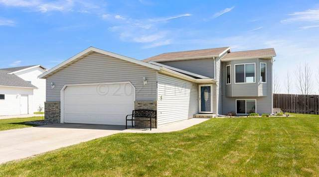 823 11TH Street W, West Fargo, ND 58078 (MLS #21-2399) :: FM Team