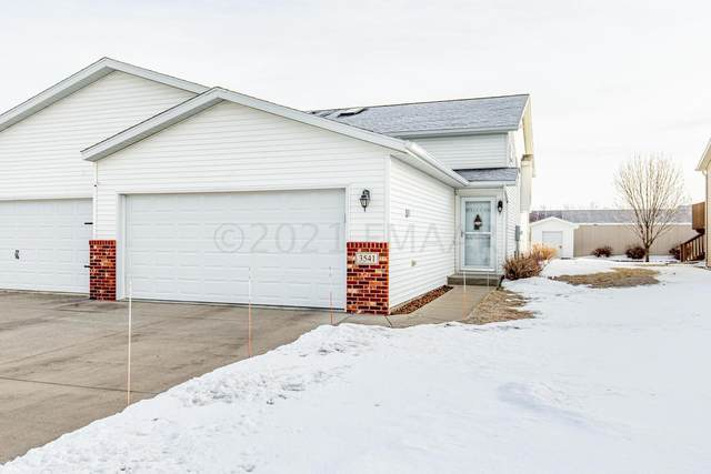 3541 Eagle Run Lane, West Fargo, ND 58078 (MLS #21-249) :: FM Team
