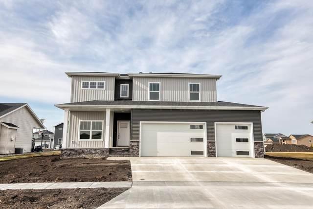 1164 Brooks Drive W, West Fargo, ND 58078 (MLS #21-2535) :: FM Team