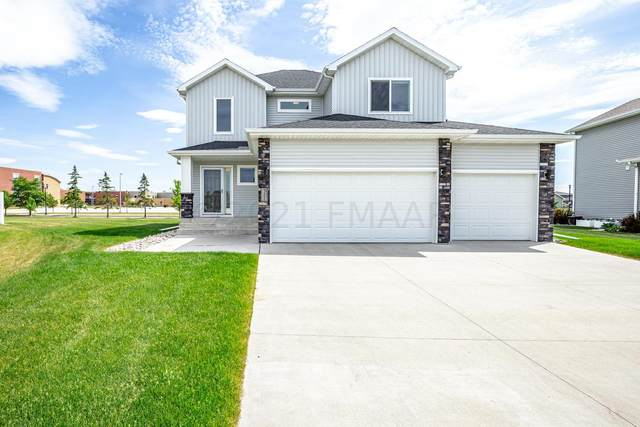 3515 Loberg Lane, West Fargo, ND 58078 (MLS #21-2996) :: FM Team