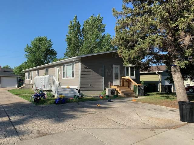 519 7 Avenue E, West Fargo, ND 58078 (MLS #21-3182) :: FM Team