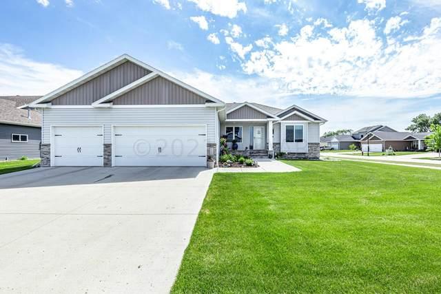 1104 Brooks Drive W, West Fargo, ND 58078 (MLS #21-3188) :: FM Team