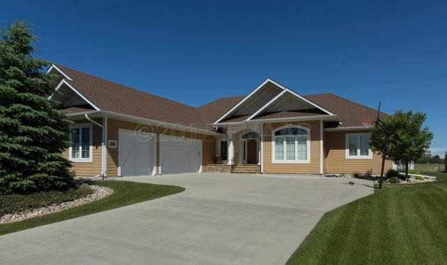 5885 Silverleaf Drive S, Fargo, ND 58104 (MLS #21-321) :: FM Team