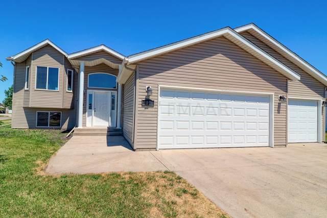 1096 Parkway Lane, West Fargo, ND 58078 (MLS #21-3308) :: FM Team