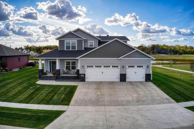 2608 1 Street E, West Fargo, ND 58078 (MLS #21-334) :: FM Team