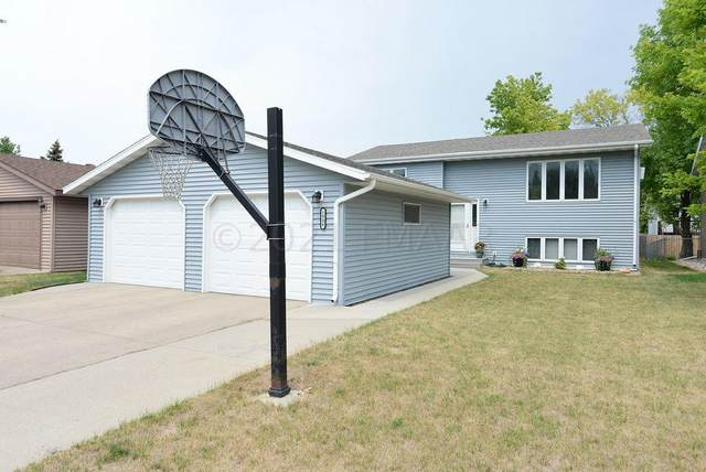 1906 5 Avenue E, West Fargo, ND 58078 (MLS #21-4251) :: FM Team