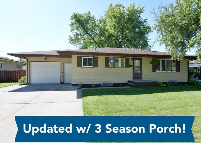 94 26TH Avenue N, Fargo, ND 58102 (MLS #21-4934) :: RE/MAX Signature Properties