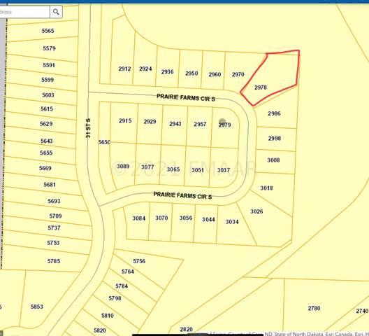 2978 Prairie Farms Circle S, Fargo, ND 58104 (MLS #21-4969) :: RE/MAX Signature Properties