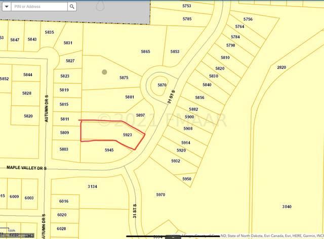 5923 31 Street S, Fargo, ND 58104 (MLS #21-4979) :: RE/MAX Signature Properties