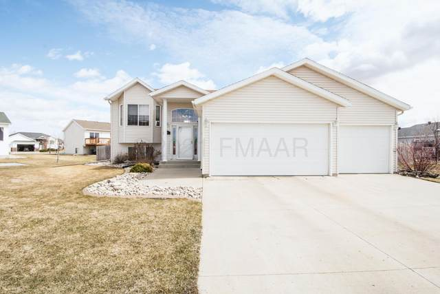 1027 Parkway Drive, West Fargo, ND 58078 (MLS #21-5) :: FM Team