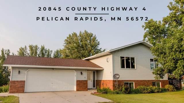 20845 Co Hwy 4, Pelican Rapids, MN 56572 (MLS #21-5000) :: FM Team