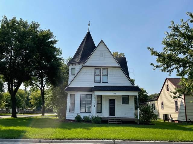 552 5TH Street, Wyndmere, ND 58081 (MLS #21-5055) :: FM Team