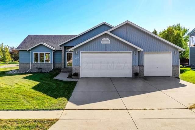 921 Sommerset Drive, West Fargo, ND 58078 (MLS #21-5678) :: FM Team