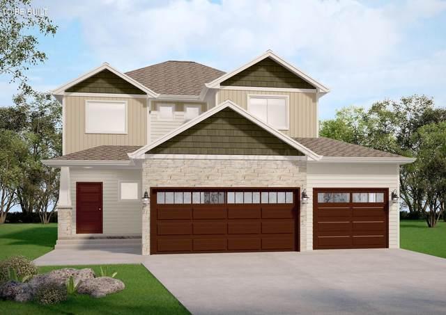 1326 Commander Drive W, West Fargo, ND 58078 (MLS #21-627) :: FM Team
