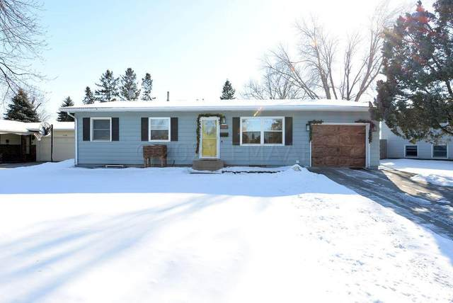 1114 21 Avenue S, Fargo, ND 58103 (MLS #21-715) :: FM Team