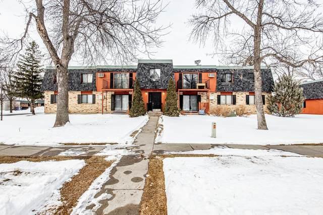 2317 Demores Drive S Unit B16, Fargo, ND 58103 (MLS #21-96) :: RE/MAX Signature Properties