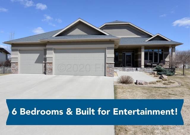 3833 2 Street E, West Fargo, ND 58078 (MLS #20-2248) :: FM Team
