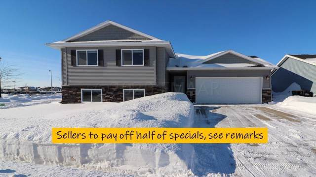 3586 8 Street E, West Fargo, ND 58078 (MLS #20-245) :: FM Team