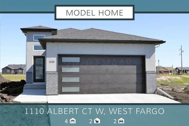 1110 Albert Court W, West Fargo, ND 58078 (MLS #20-2543) :: FM Team