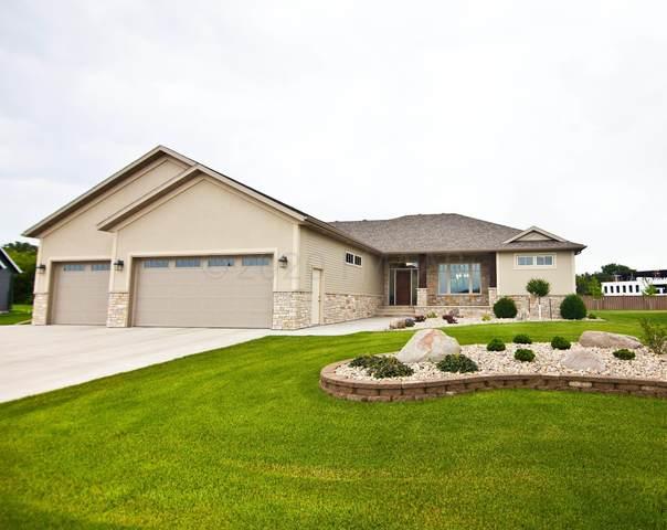 2320 Rivers Bend Drive E, West Fargo, ND 58078 (MLS #20-3743) :: FM Team