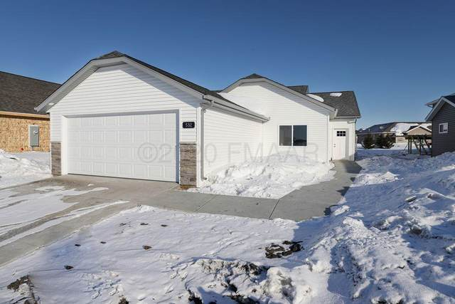 532 38 Avenue E, West Fargo, ND 58078 (MLS #20-4) :: FM Team