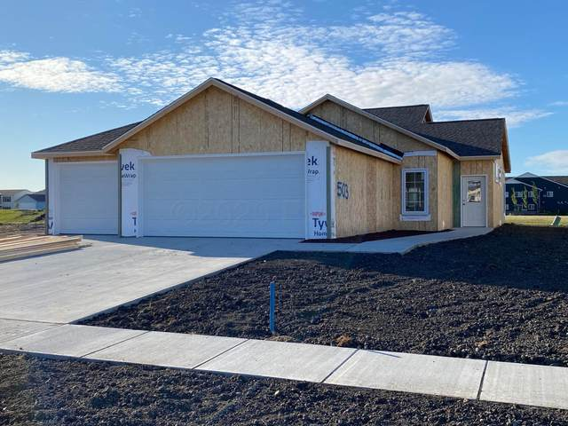 503 38TH Avenue E, West Fargo, ND 58078 (MLS #20-5615) :: FM Team