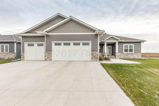 2319 Mcleod Drive E, West Fargo, ND 58078 (MLS #20-997) :: FM Team