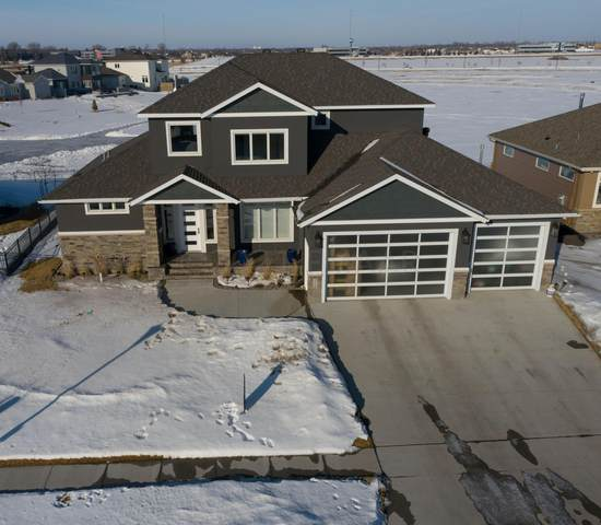 2515 Pond Drive E, West Fargo, ND 58078 (MLS #21-120) :: FM Team