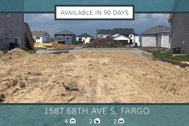 1587 68TH Avenue S, Fargo, ND 58104 (MLS #21-2523) :: FM Team