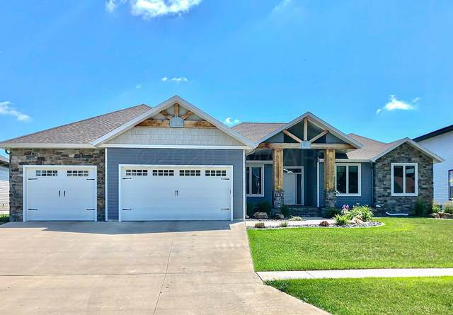 3413 1ST Street E, West Fargo, ND 58078 (MLS #20-1418) :: FM Team